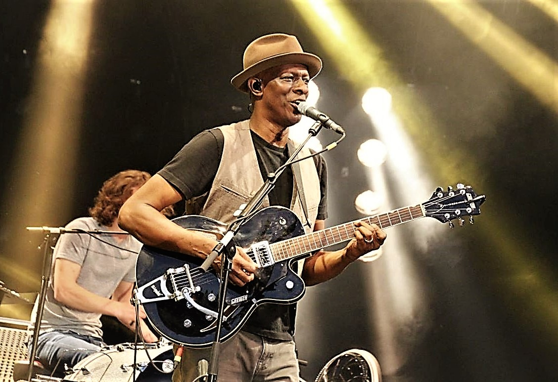 Gitarre KEP MO Blues Stgt K-12 /Ca-14 +6Fotos