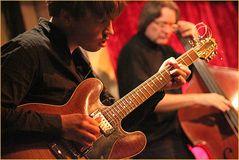 Gitarre Sebastian Böhlen col+SW-43 Jazz Stgt Jan13