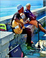 ~ Gitarrenklänge am Meer ~