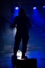 Gitarrist und mein Schatz