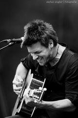 Gitarrist von Leith al Deen
