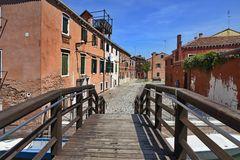 Giudecca die charmante Insel Venedigs