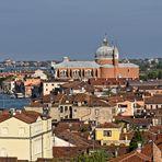 Giudecca die Kirche Redentore, das wohl schönste und imposanteste Bauwerk