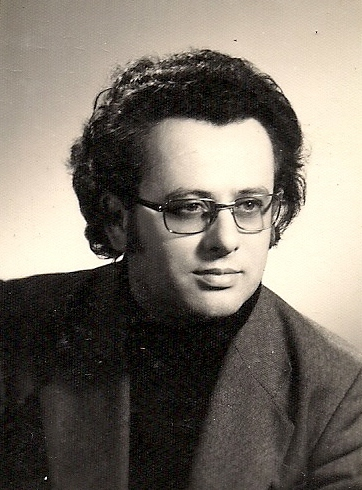 Giuseppe Bronzi anni 80