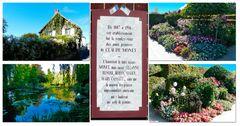 Giverny - Monets Haus und Garten : die Wiege seines künstlerischen Schaffens