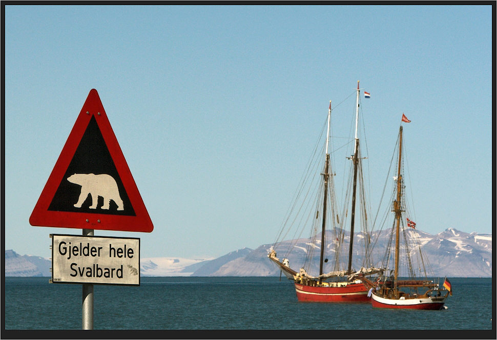 Gjelder hele Svalbard...