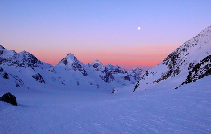 Glaciar d'Otemma