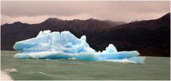 glaciar im  lago argentino (tempano)