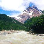 Glaciar OHiggens