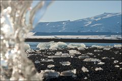 glacier beach ;-)