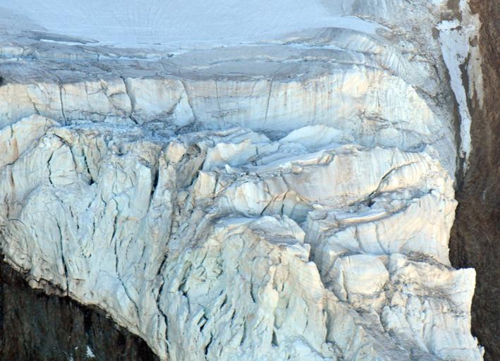 Glacier d'Aletsch Valais Swiss