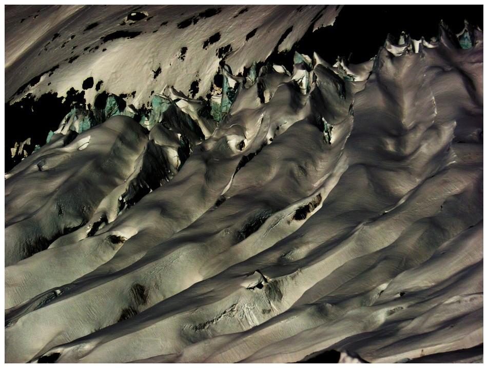 Glacier d'Argentière (chamonix)