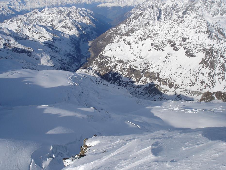 Glacier de Tsa de Tsan