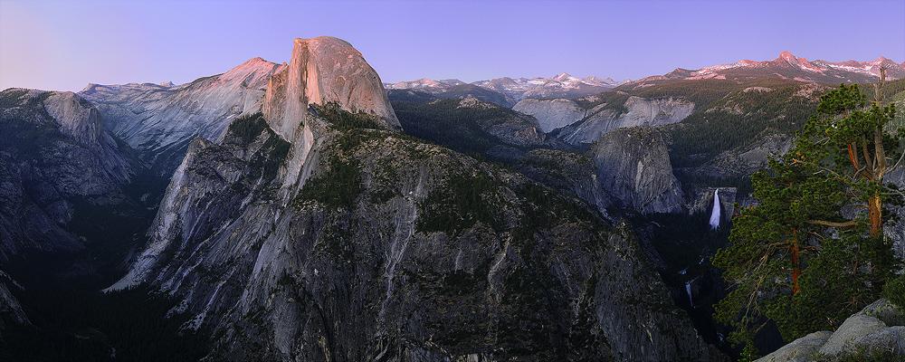 Glacier Point [Yosemite]