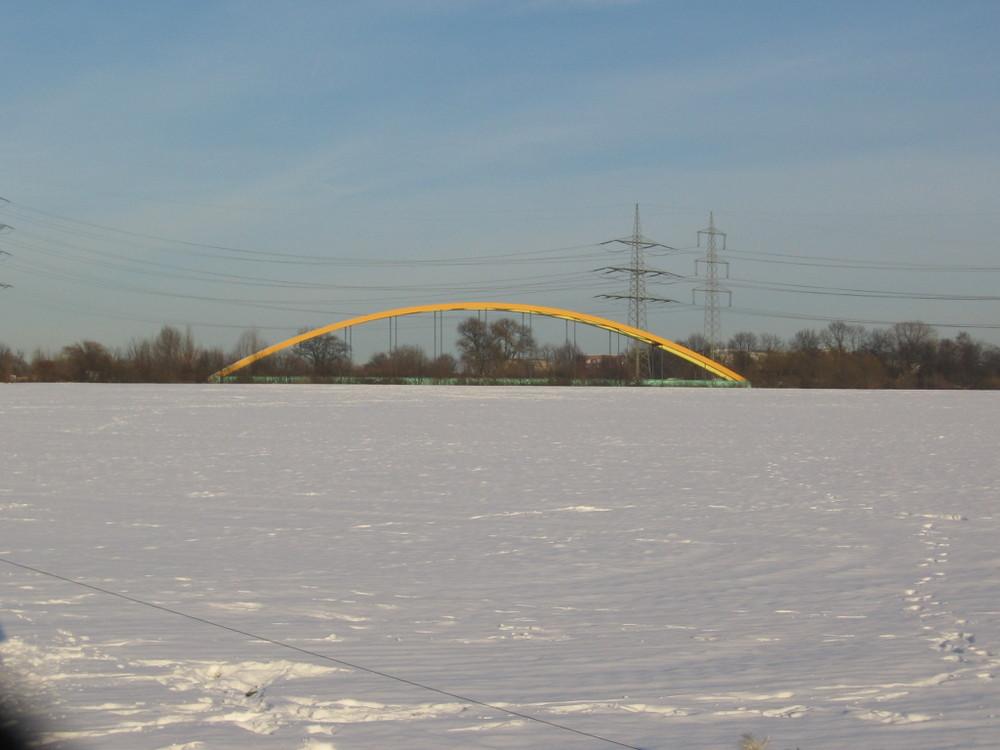 gladbeck im winter