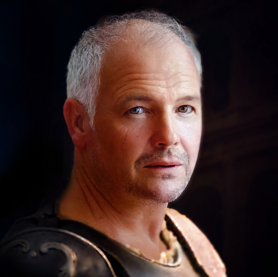 Gladiator - Selbstportrait