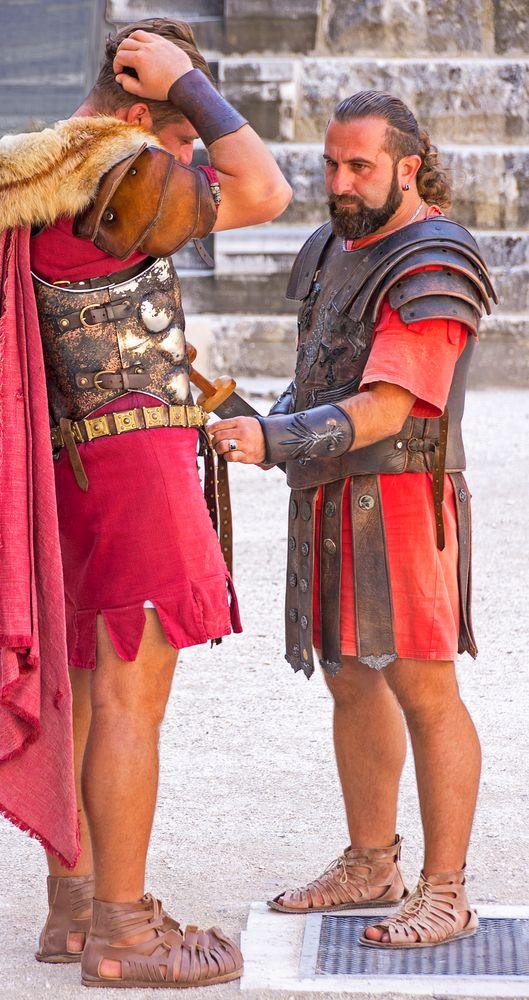 Gladiatoren unter sich
