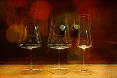 Gläser....