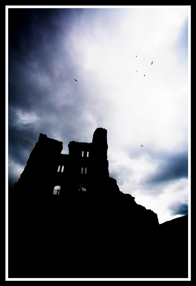 Glamorous Castle - Scarborough Castle