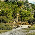 Glanum la romaine (2)