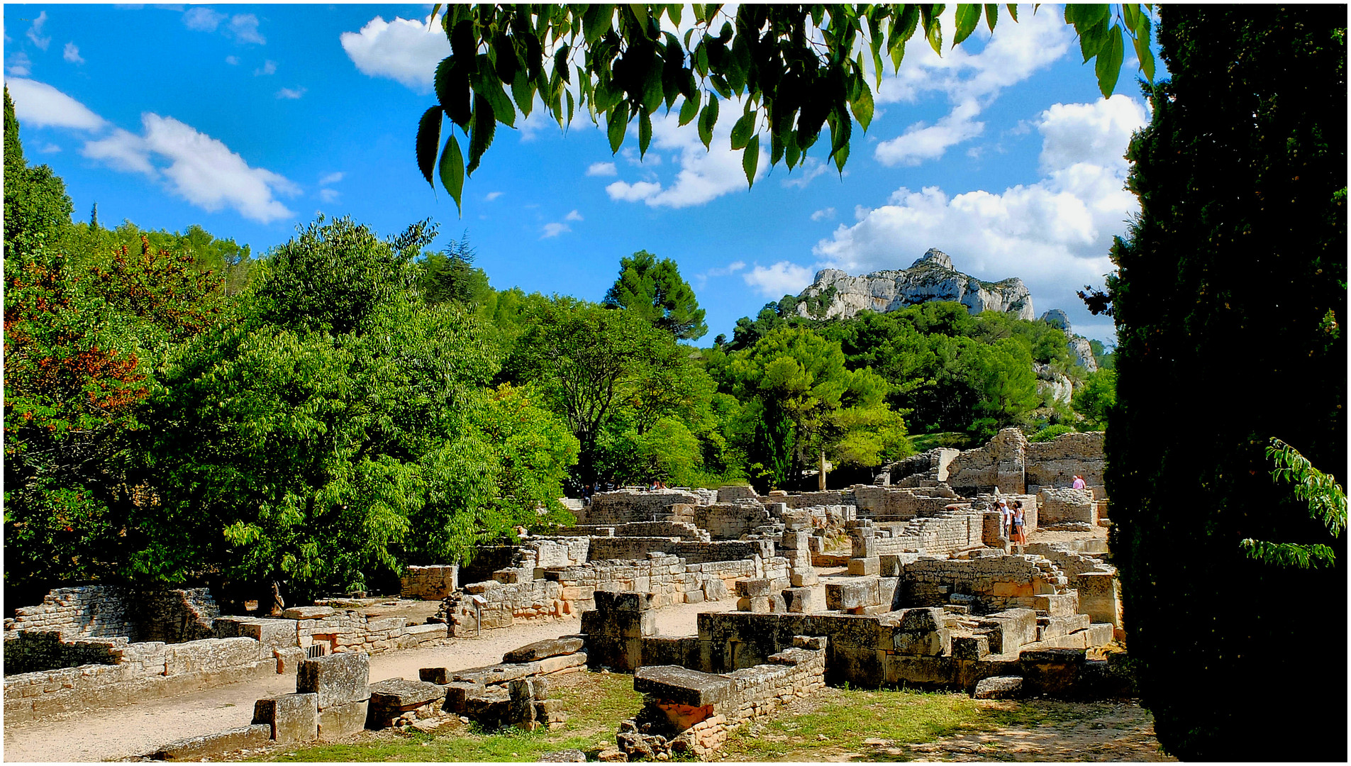 Glanum l'antique