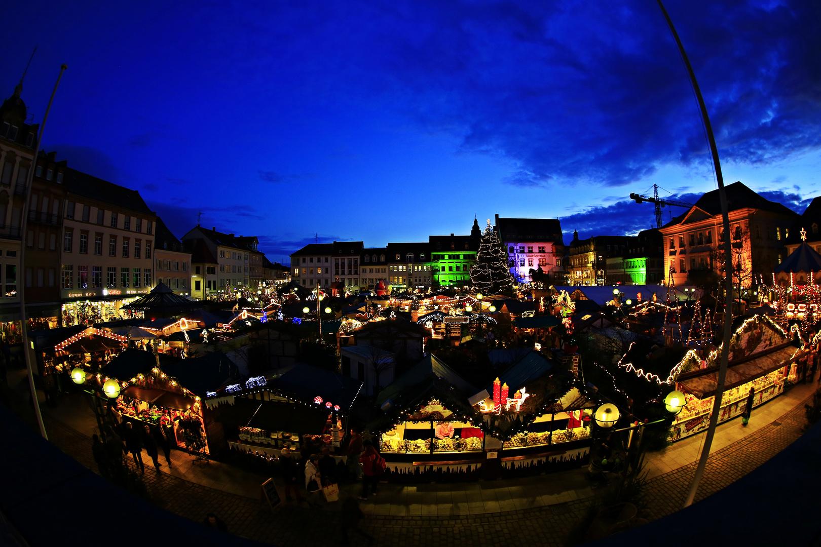 Landau Weihnachtsmarkt.Glanzvoller Weihnachtsmarkt Landau In Der Pfalz 17 12 15