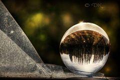 Glas an Glas