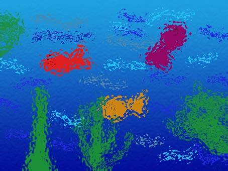 Glas Fische
