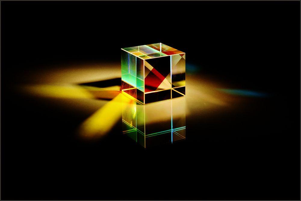 Glas . . . Licht