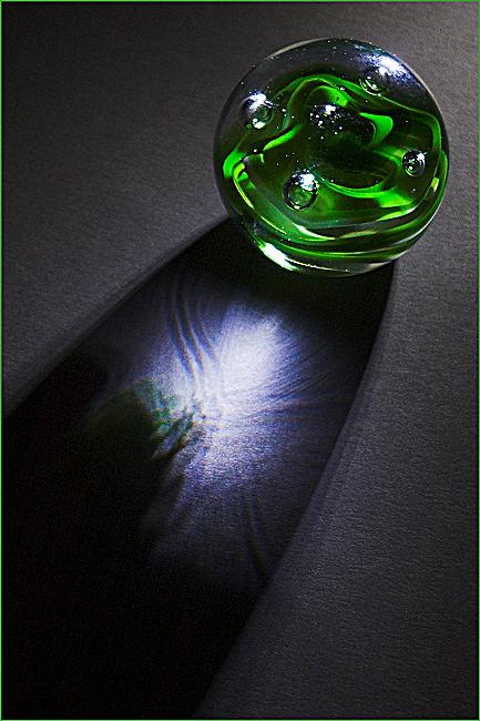 Glas, Licht und Schatten