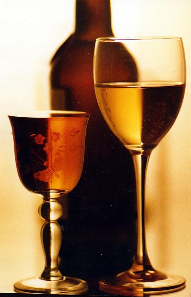 Glas Spielereien