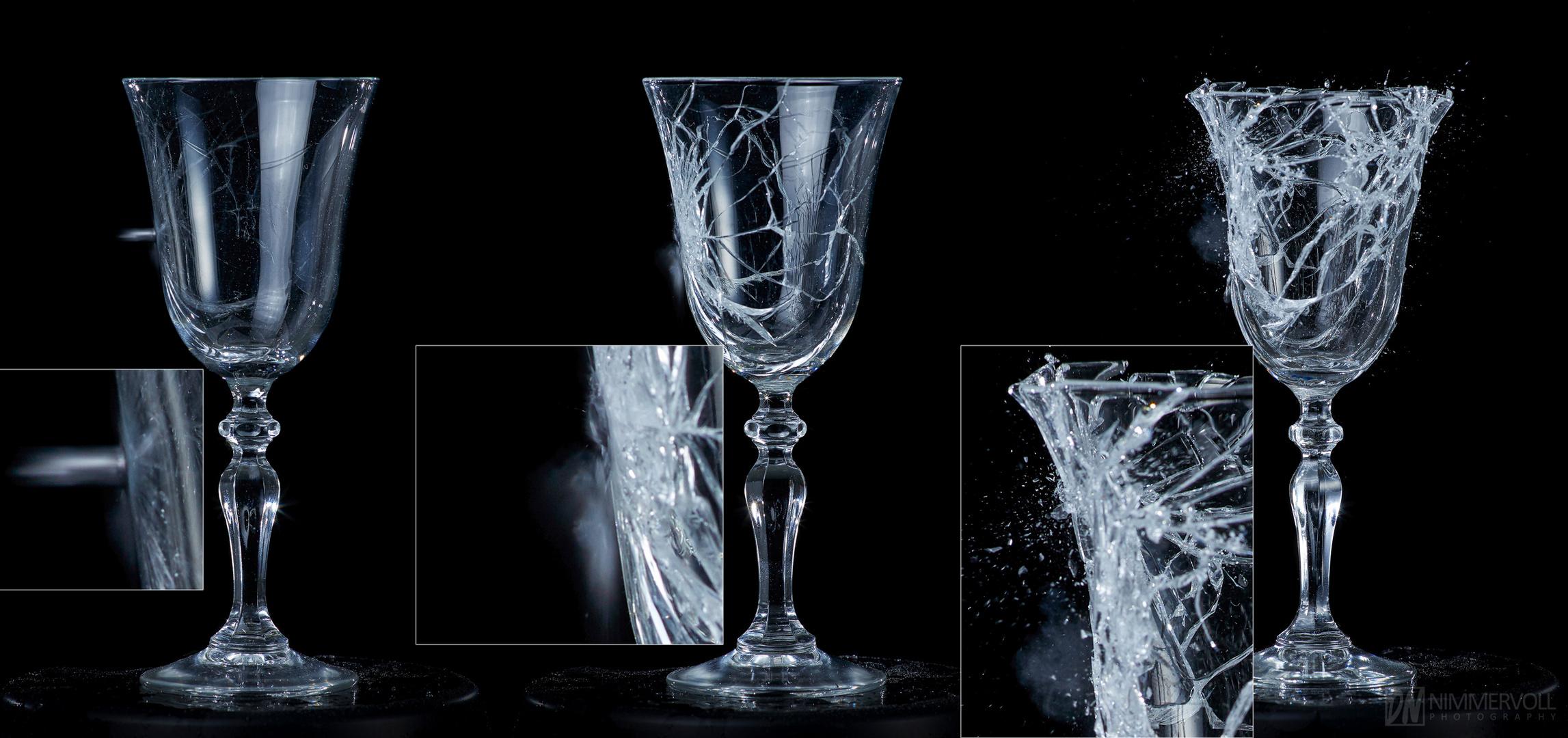 Glas Sprung