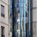 Glas und Beton