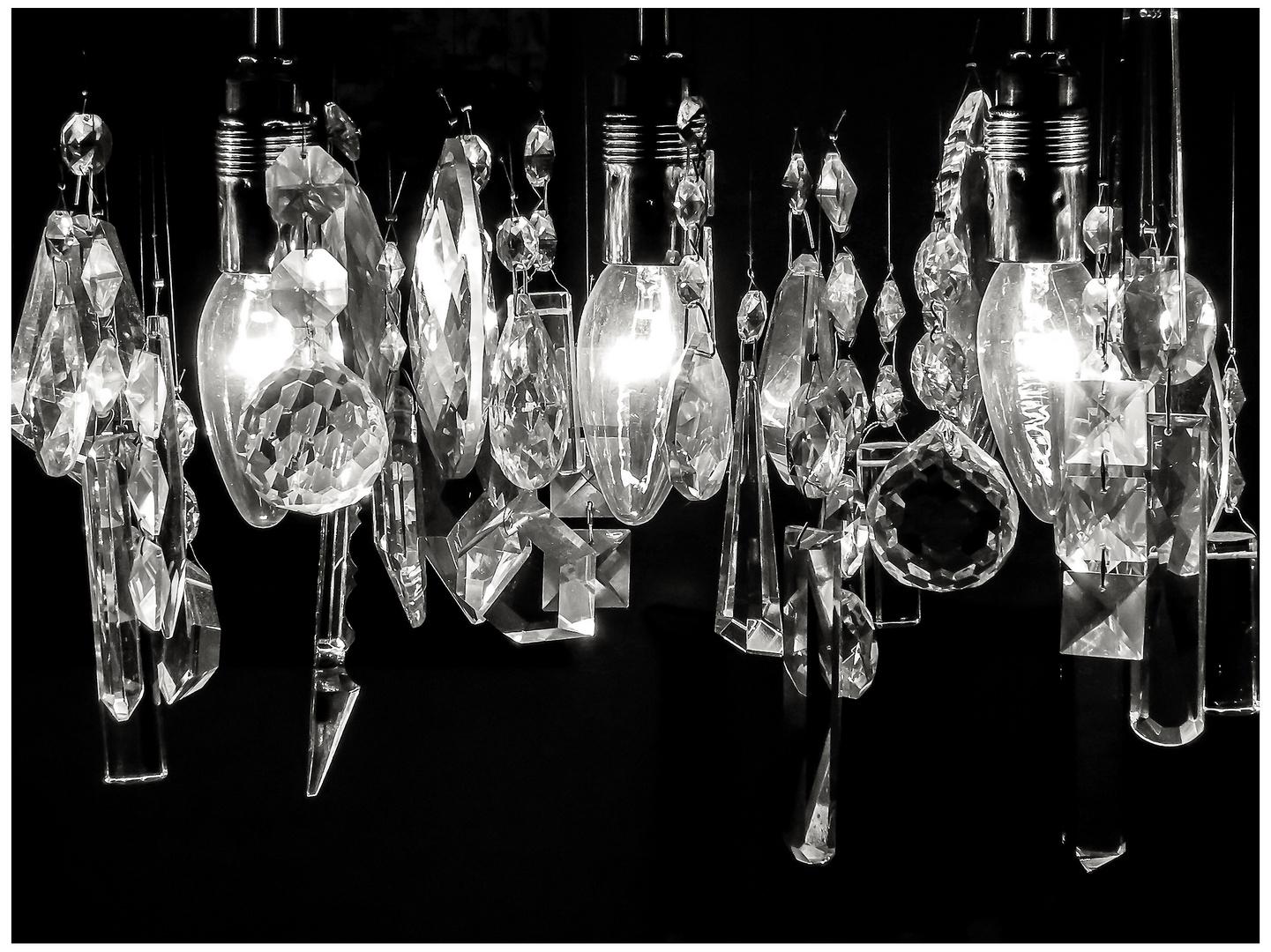 Glas und Licht