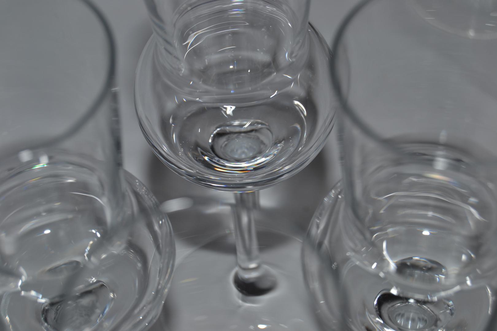 Glasexperiment