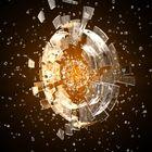 Glasexplosion