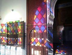 Glasfenster Farbenspiel Marrakesch Ma-417 J5