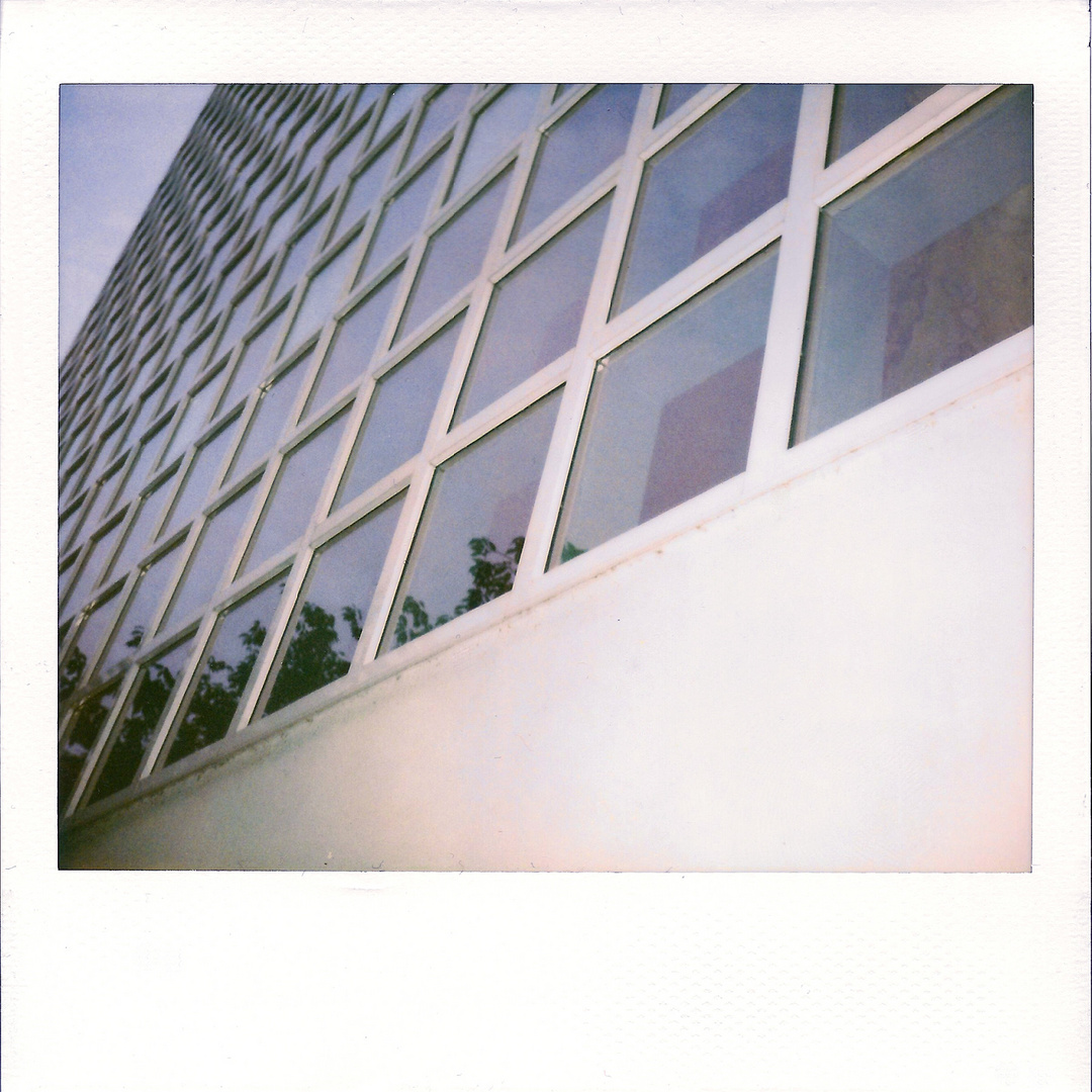 Glasfront