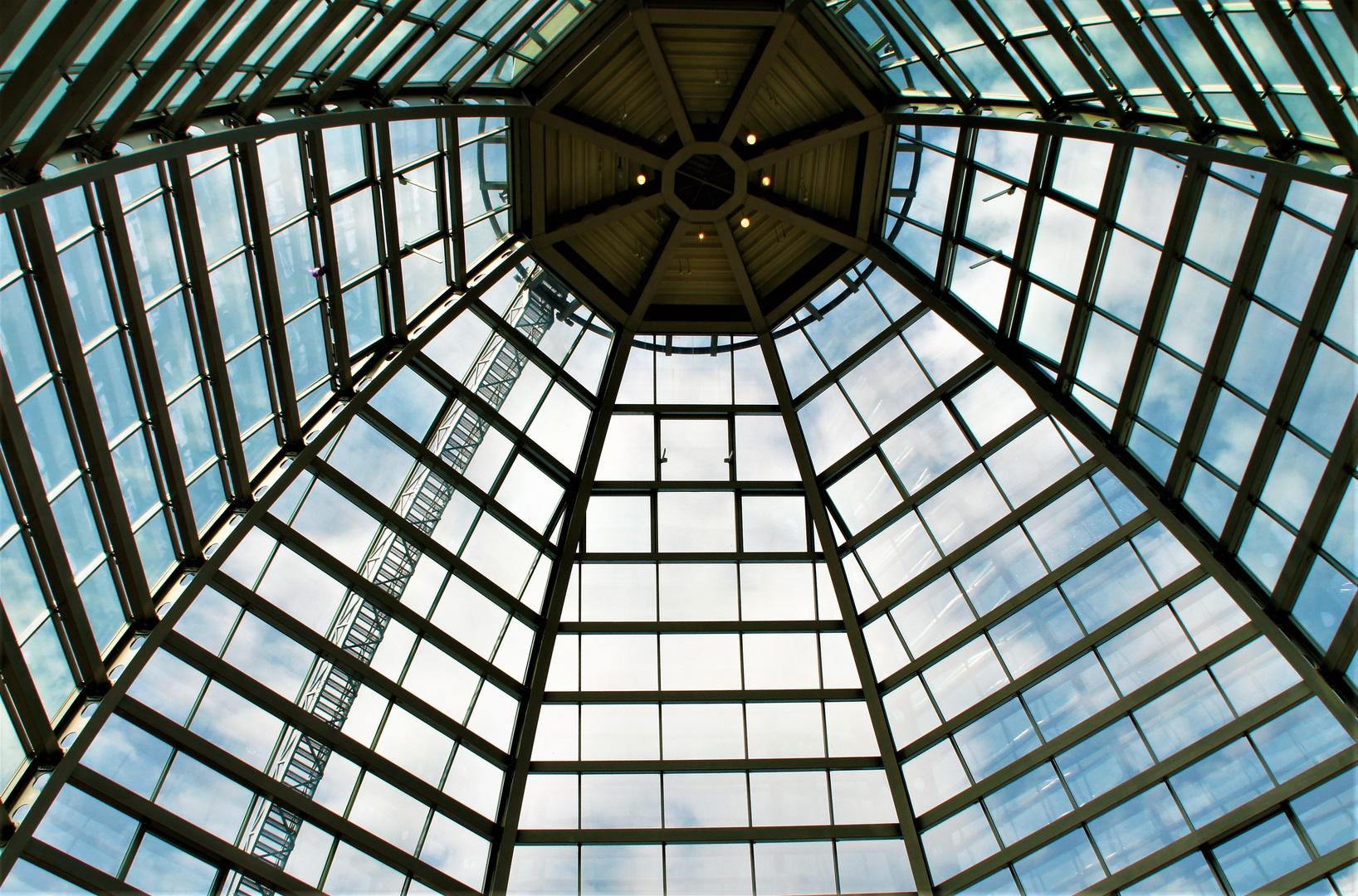 Glasgewölbe