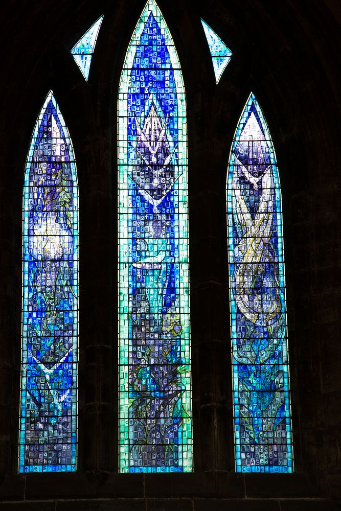 Glasgow Cathedral I