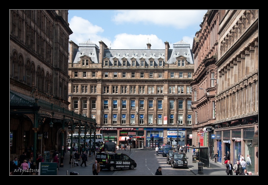Glasgow - downtown