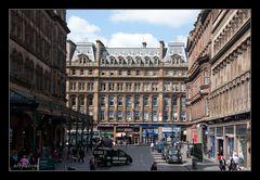 Glasgow - downtown