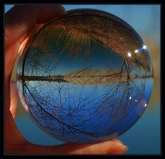 Glaskugel *Durchblick*...