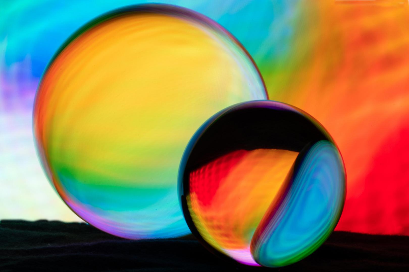 Glaskugeln