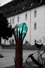 Glaskunst...