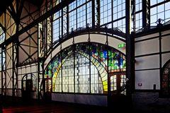 Glaskunst in der Architektur!