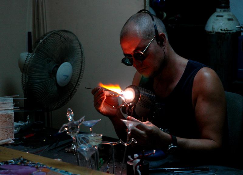Glasmacher