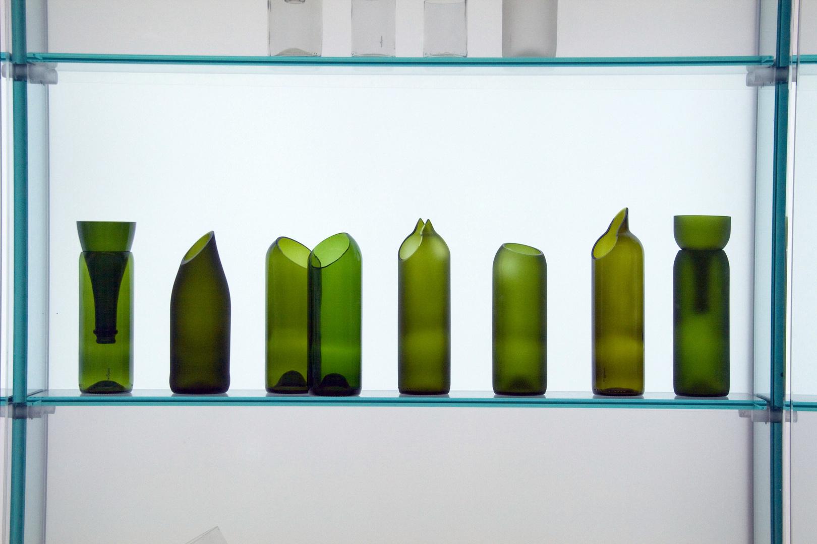 Glass Art at Columbus Circle