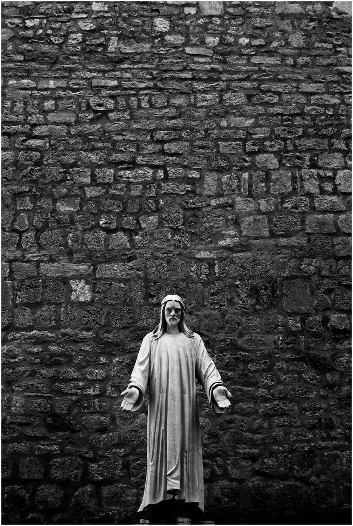 Glaube kann Mauern überwinden