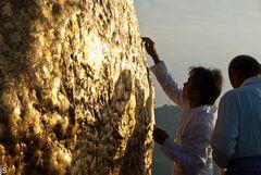 Glauben bewegt Felsen